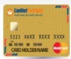 Ngân hàng LienVietPostBank - Thẻ Master Vàng