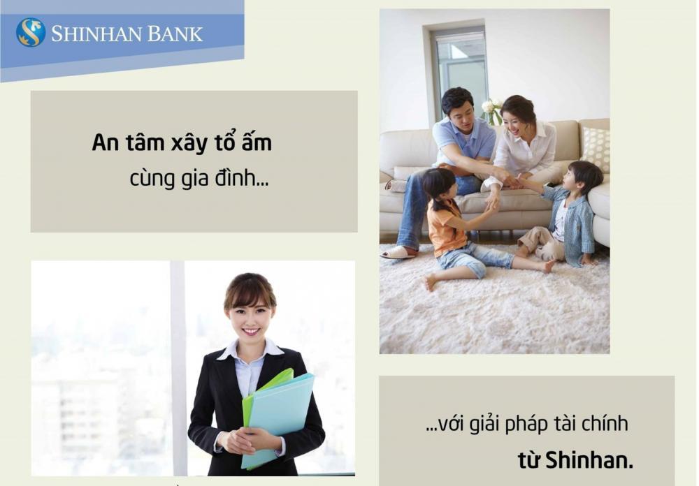 Linh hoạt lựa chọn các gói vay mua nhà từ Shinhanbank