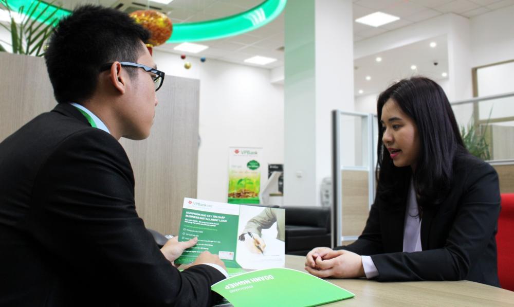 Vay mua nhà trả góp hạn mức lên đến 100% tại VPbank