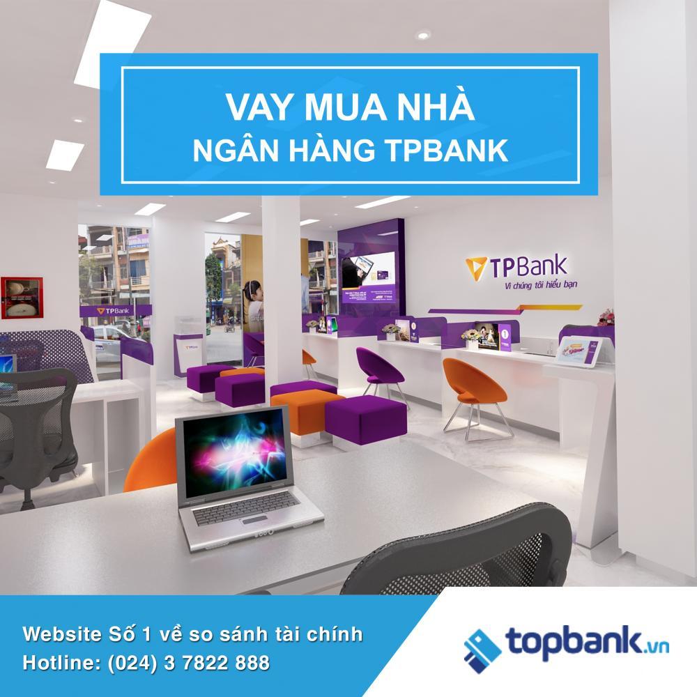 Vay mua nhà TPBank 2018