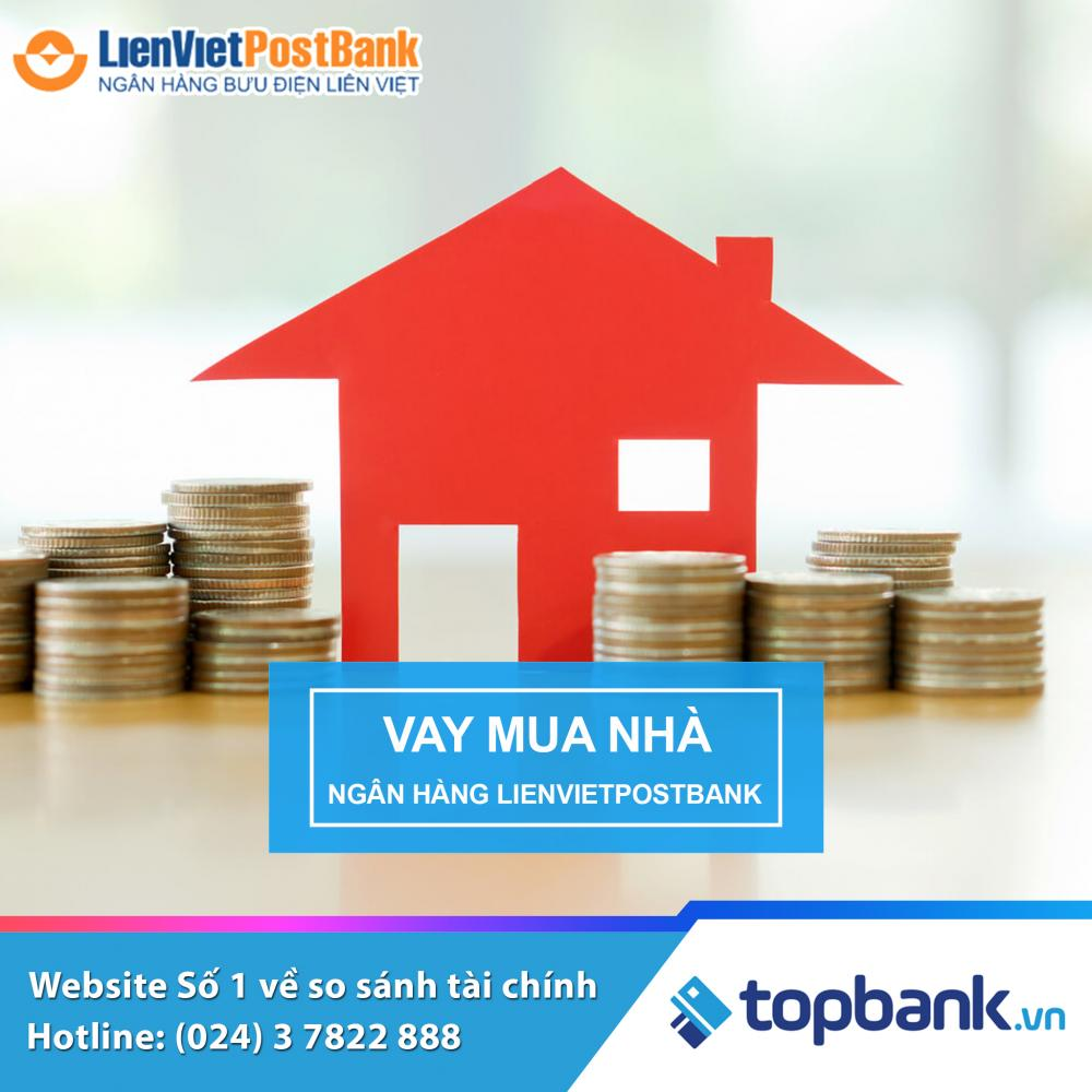 Lãi suất vay mua nhà tại ngân hàng LienVietPostbank năm 2018