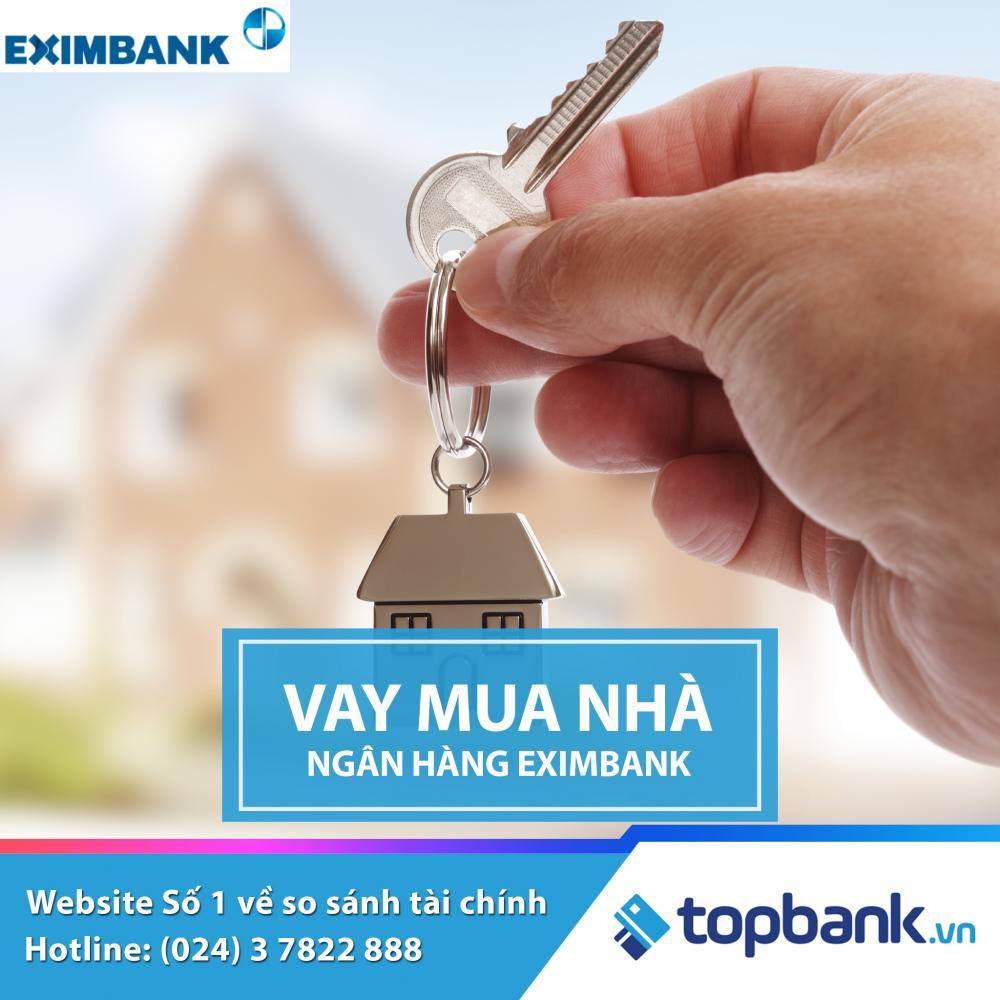 lãi suất vay mua nhà Eximbank 2019