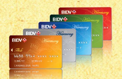 Cách làm thẻ tín dụng BIDV - vayvontinchap.com
