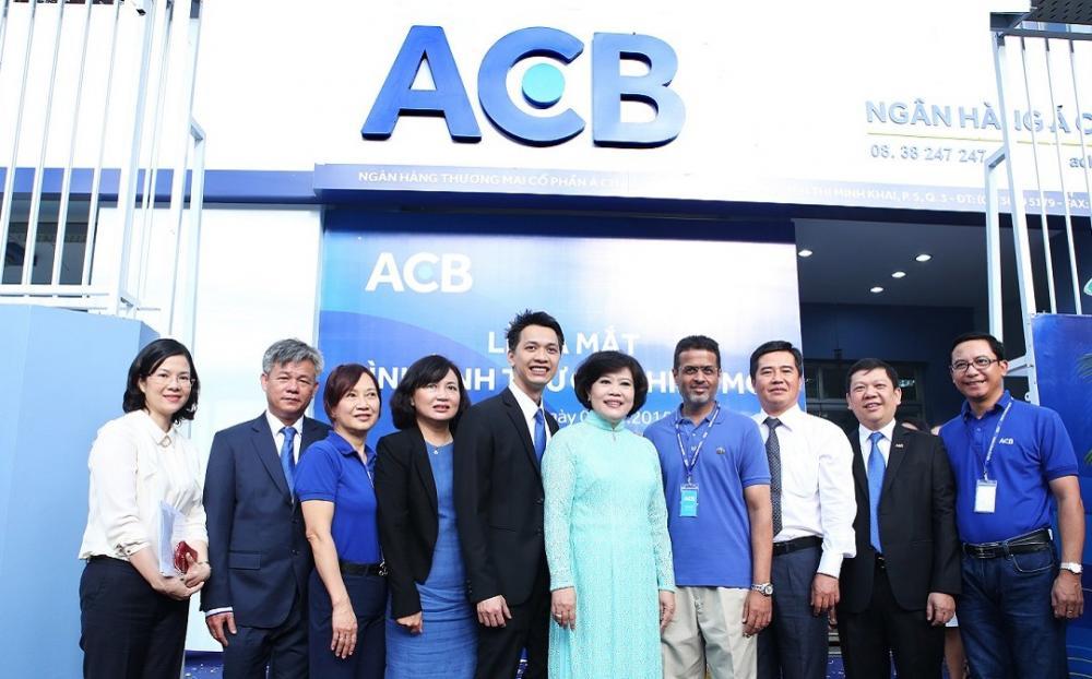 Các loại thẻ tín dụng ngân hàng ACB