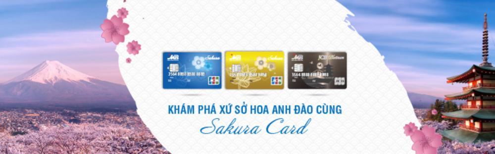 Thẻ tín dụng JCB Sakura MB Bank