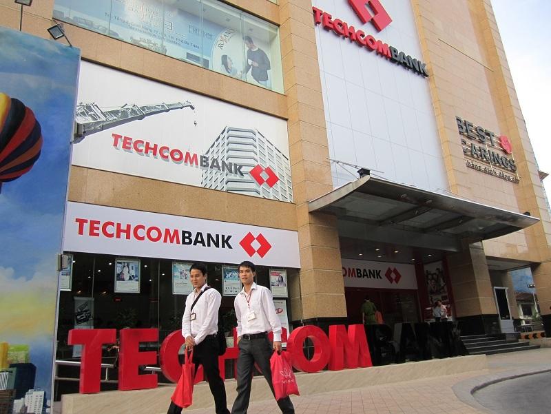 Vay tín chấp tại ngân hàng Techcombank