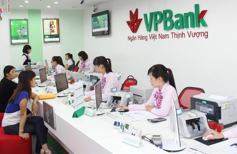Lãi suất vay mua xe ngân hàng VPBank