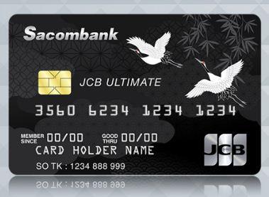 Thẻ tín dụng Saccombank