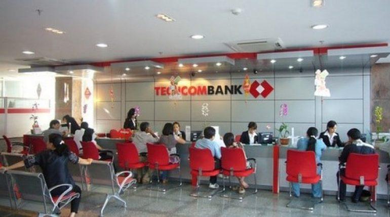 Đăng kí làm thẻ tín dụng tại chi nhánh Techcombank