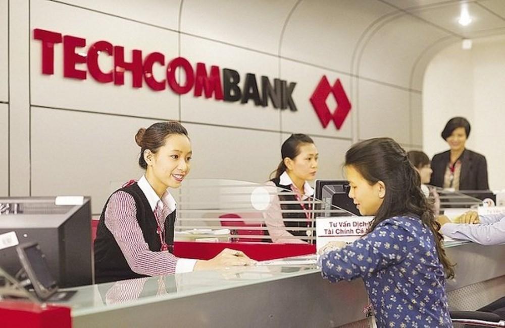 gửi tiền tiết kiệm ngân hàng Techcombank  tháng 5 năm 2018