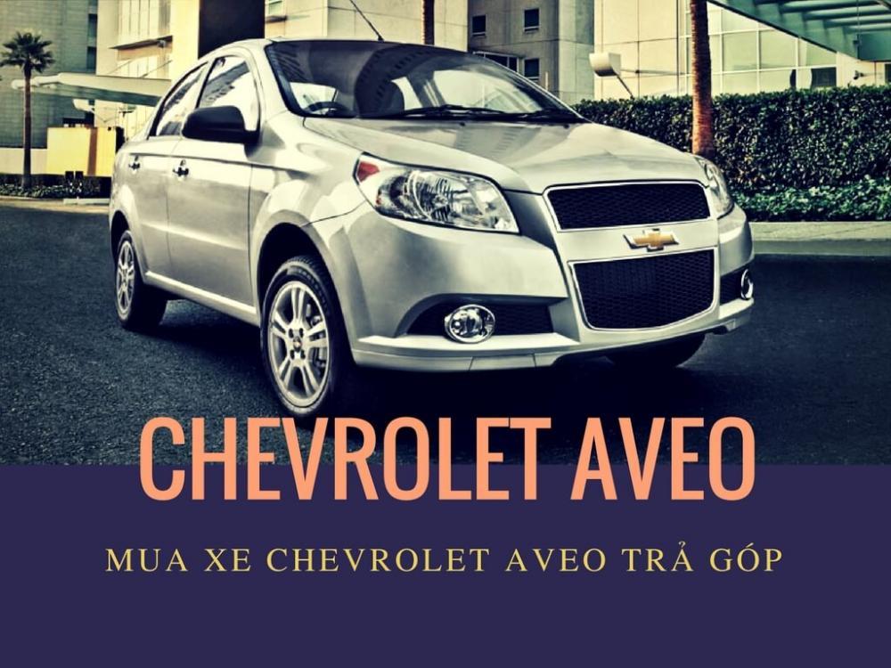 Quy trình vay mua xe Chevrolet Aveo trả góp