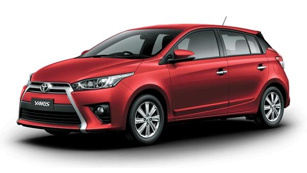 Ưu, nhược dòng xe Toyota Yaris