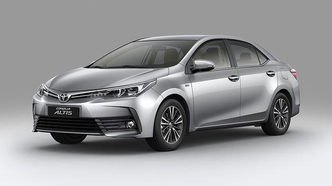 ưu, nhược điểm dòng xe Toyota Altis