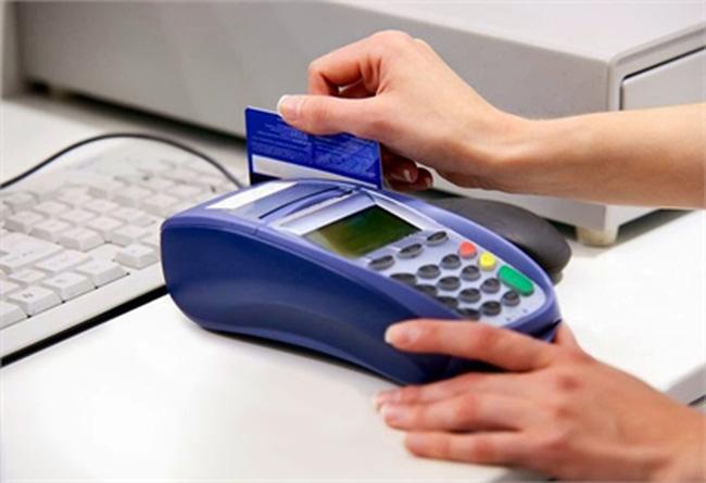 Thanh toán thẻ tín dụng qua POS