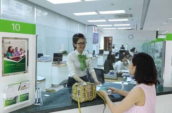 vay tiêu dùng trả góp tại ngân hàng Vietcombank