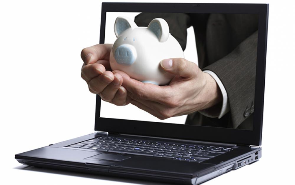 Gửi tiền tiết kiệm trực tuyến với lãi suất hấp dẫn