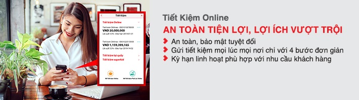 Gửi tiết kiẹm online techcombank 2018