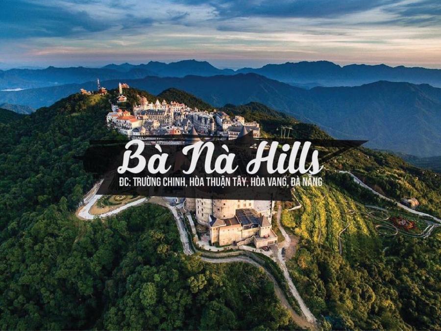 Bà Nà Hill - Thành Phố Đà Nẵng