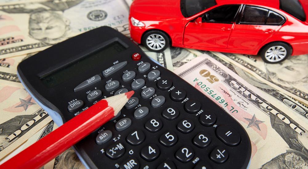 Cách tính số tiền vay mua xe trả góp hợp lý