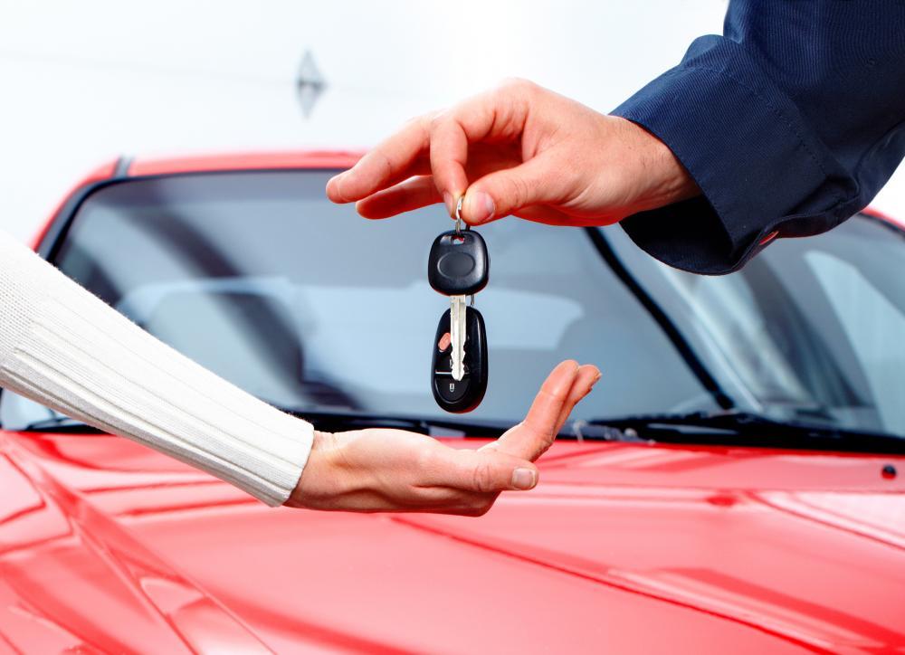 cách thức mua xe trả góp các ngân hàng