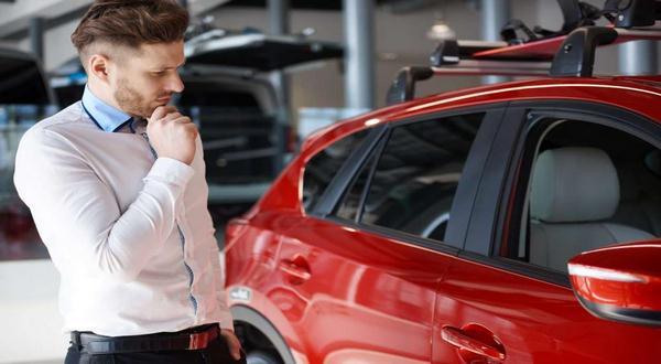 Hướng dẫn mua xe trả góp 2018