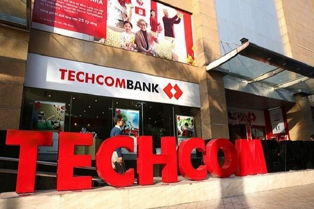 Ảnh minh họa ngân hàng Techcombank