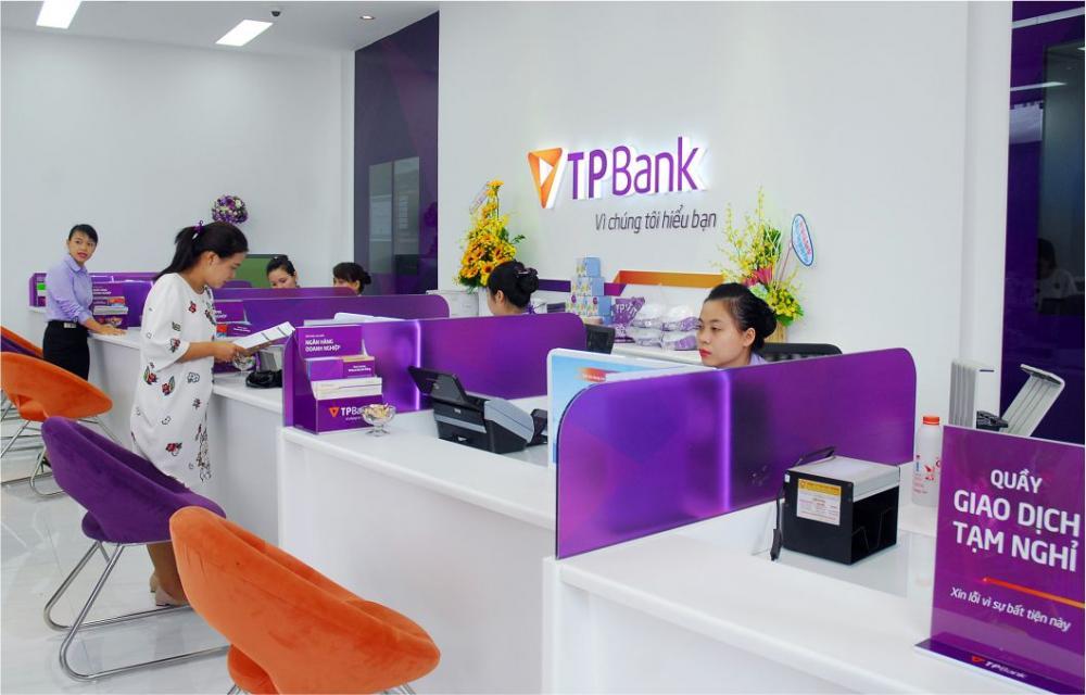 Ảnh minh họa ngân hàng TPBank