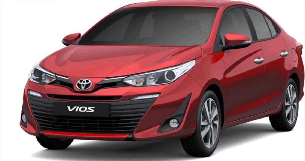 Có nên mua xe Toyota Vios trả góp - ảnh minh họa