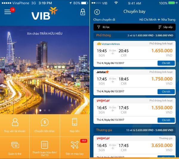 Tất toán tài khoản tiết kiệm online bằng MyVIB