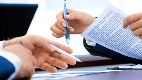 Các khách hàng vay tín chấp theo lương chuyển khoản