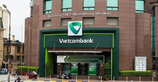 Ngân hàng Vietcombank - ảnh minh họa