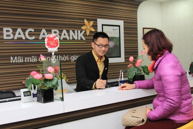 lãi suất tiền gửi tiết kiệm tại quầy ngân hàng Bắc Á 2019