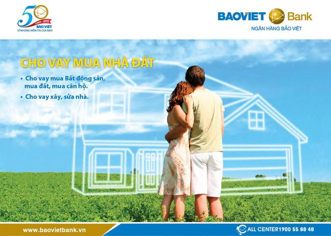 Lãi suất vay mua nhà ngân hàng Bảo Việt