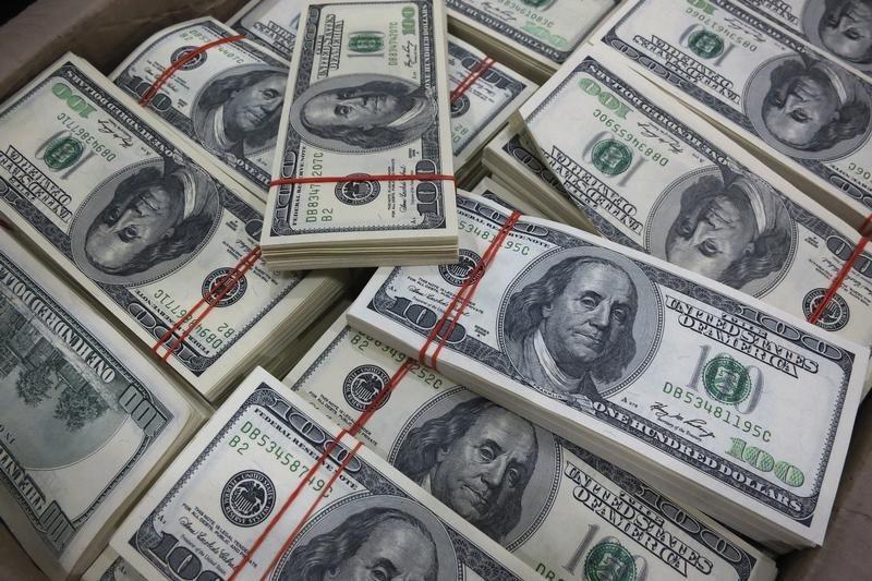 USD tang gia