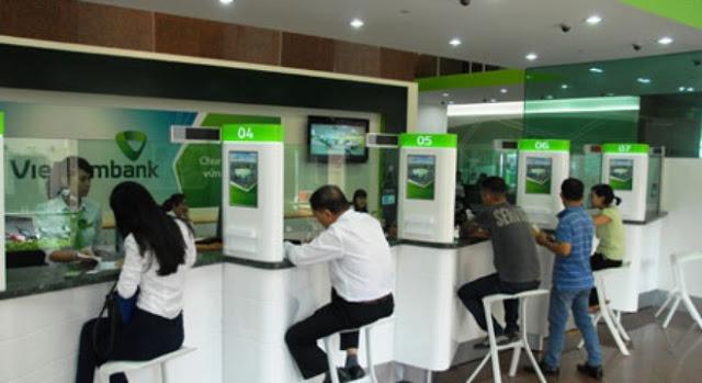 Vay tín chấp ngân hàng Vietcombank - ảnh minh họa
