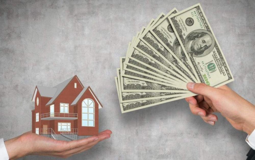 Ưu đãi vay mua nhà trong tháng cô hồn - ảnh minh họa