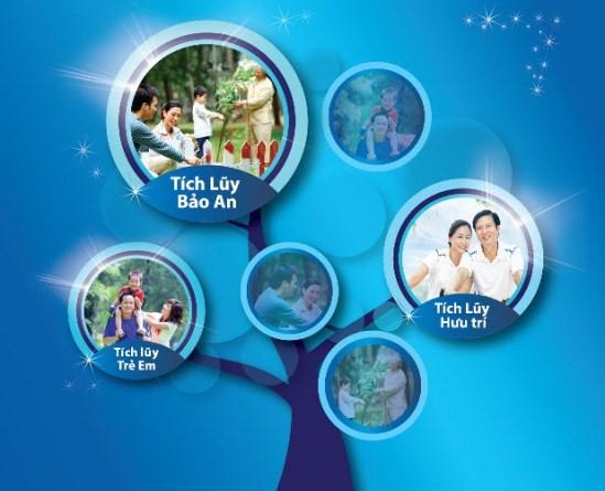 Các sản phẩm gửi tiết kiệm tích lũy BIDV