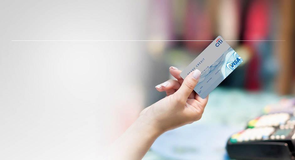 Vay tín chấp trên Thẻ tín dụng linh hoạt Citi
