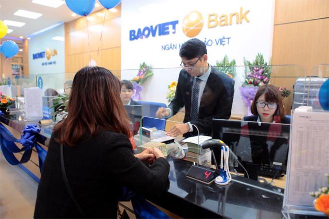 Lãi suất vay tín chấp Baovietbank - ảnh minh họa