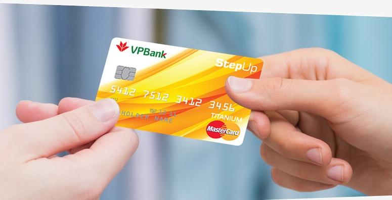 Thẻ tín dụng ngân hàng VPBank - ảnh minh họa