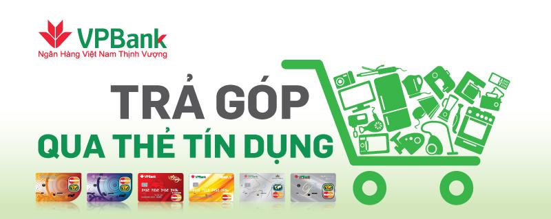 Mua sắm trả góp bằng thẻ tín dụng VPBank - ảnh minh họa