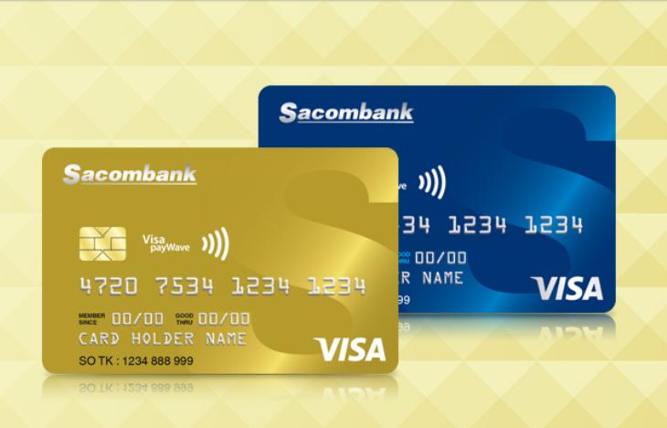 Tiện ích cho khách hàng khi sử dụng thẻ tín dụng Sacombank