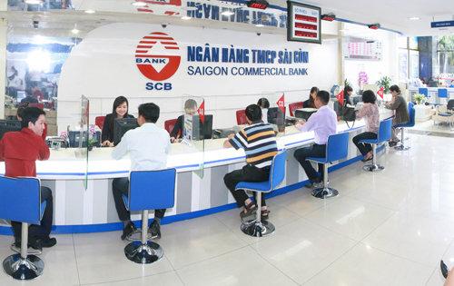 Khách hàng vay tín chấp ngân hàng SCB