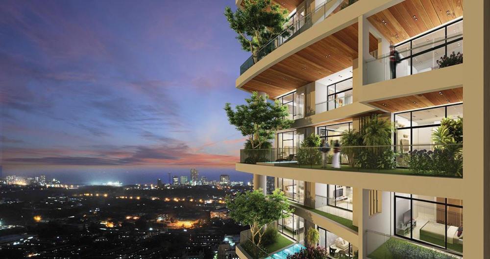 Dự ánSerenity Sky Villas - quận 3