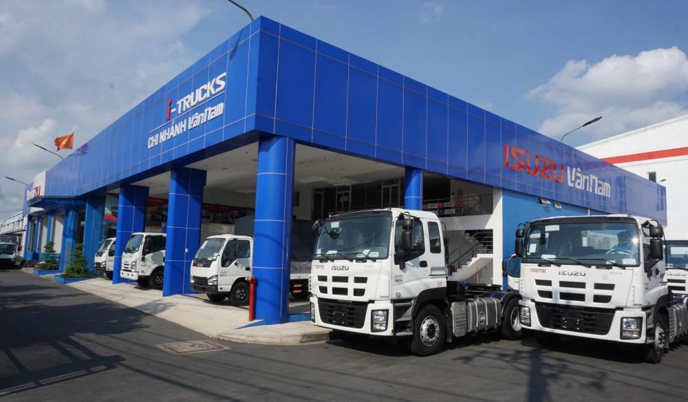 Địa điểm mua xe tải Isuzu trả góp uy tín - ảnh minh họa