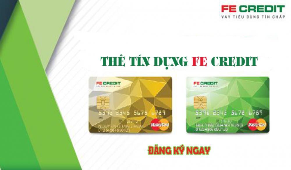 Đặc điểm và lãi suất thẻ tín dụng FE Credit - ảnh minh họa