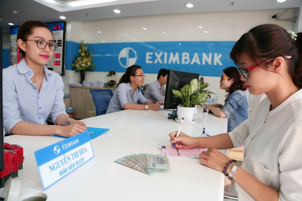 Lãi suất tiết kiệm ngân hàng Eximbank hấp dẫn nhất hiện nay