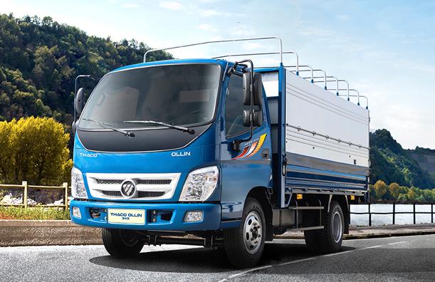 Mua xe tải trả góp tại TP.HCM - ảnh minh họa