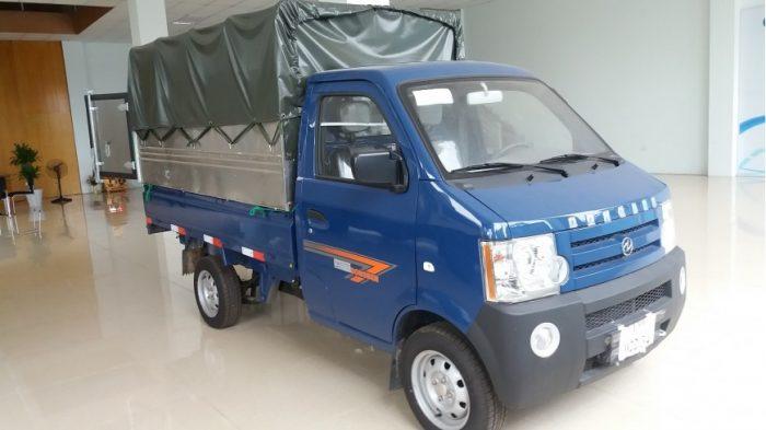 Mua xe tải Dongben trả góp tại ngân hàng có liên kết showroom xe - ảnh minh họa