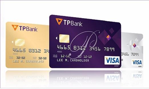Thẻ tín dụng TP Bank Visa - ảnh minh họa